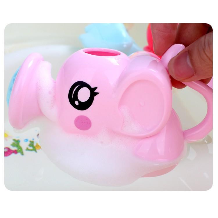 Đồ chơi bồn tắm hình chú voi hoạt hình đáng yêu cho trẻ em