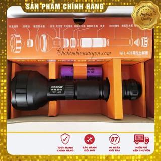 Đèn Pin Wasing WFL 403 Hàng Nội Địa Trung Quốc