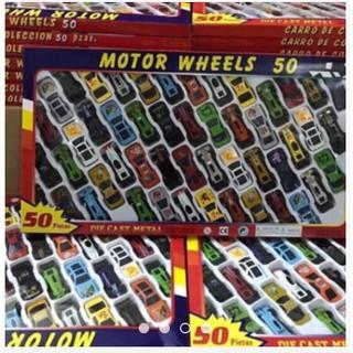 Bộ ô tô đồ chơi ( 50 xe ), giá tốt