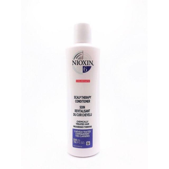 Dầu xả chống rụng tóc Nioxin System 6 Conditioner 300ml ( New 2019) - 14120280 , 2248944093 , 322_2248944093 , 718000 , Dau-xa-chong-rung-toc-Nioxin-System-6-Conditioner-300ml-New-2019-322_2248944093 , shopee.vn , Dầu xả chống rụng tóc Nioxin System 6 Conditioner 300ml ( New 2019)