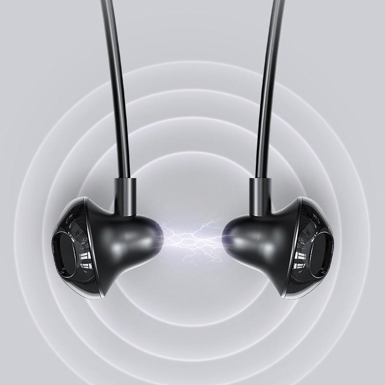 Tai nghe bluetooth không dây thể thao Rockspace B5, nhét tai, có micro chính  hãng bảo hành 12 tháng 1 đổi 1