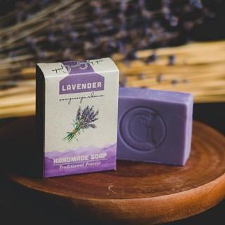 Xà phòng handmade Oải Hương (Lavender) từ Green Garden