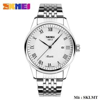 Đồng hồ nam SKMEI SKLMT màu bạc sang trọng