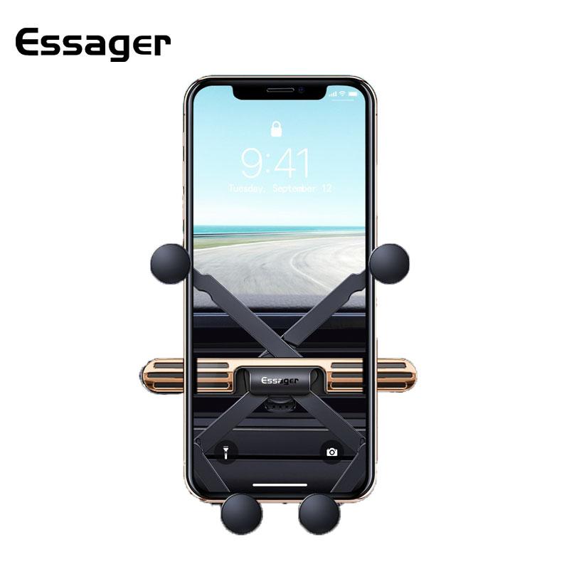 Giá đỡ điện thoại Essager gắn lỗ thông gió xe hơi dành cho iPhone