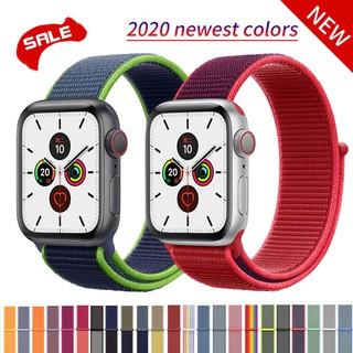 Dây nylon cho đồng hồ Apple 42mm 38mm Iwatch Series 5 thumbnail