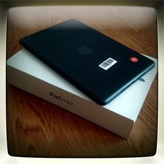 IPAD mini 1 16g wifi fullbox