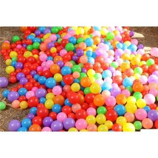 Combo 100 quả bóng nhựa cho bé