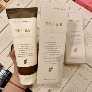 [Mã COS1505 giảm 8% đơn 300K] SỮA RỬA MẶT CÂN BẰNG DA PHA 5.5 pH Blancing PHA Cleansing Foam 150ml thumbnail