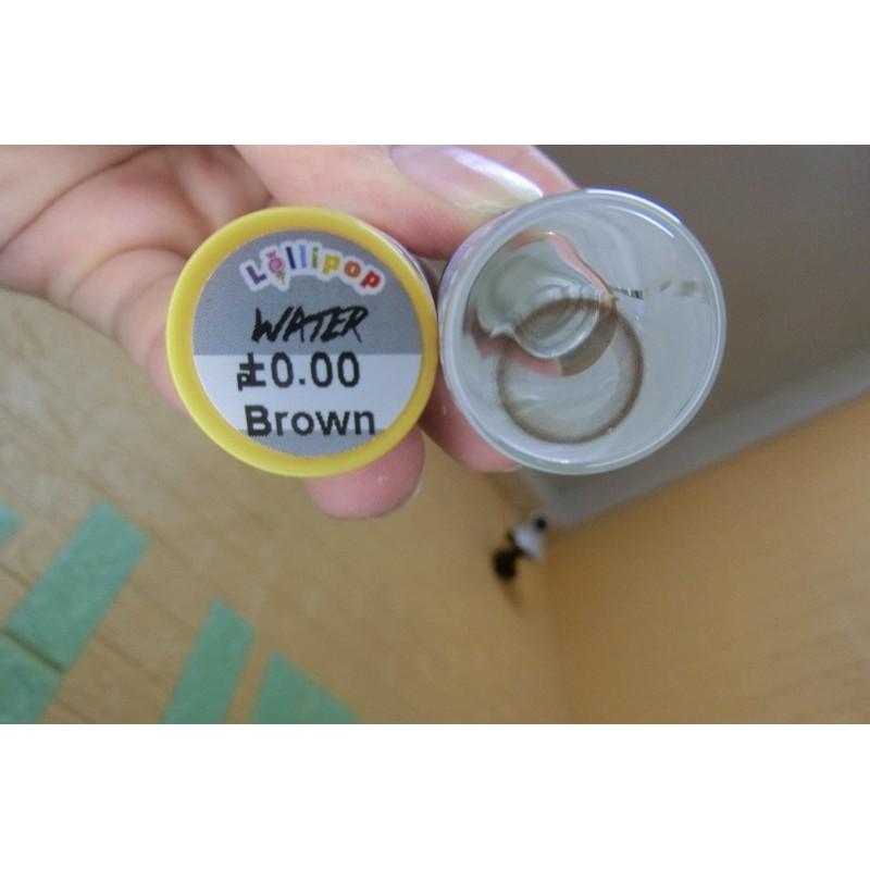 Lens Water Brown