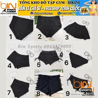 Quần Bơi Nữ Nhiều Mẫu Freesize Bin Sports QB003 [ Bikini Giá Xưởng ]