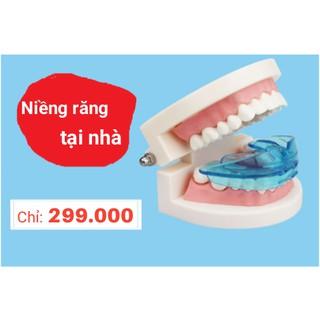 Bộ Dụng Cụ Niềng Răng Tại Nhà ( 3 giai đoạn )