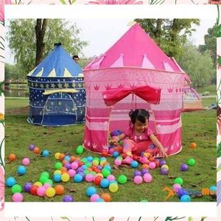 [GIẢM KỊCH SÀN] Lều công chúa, hoàng tử đồ chơi mẫu 2019 cho bé Hàng Bền Đẹp