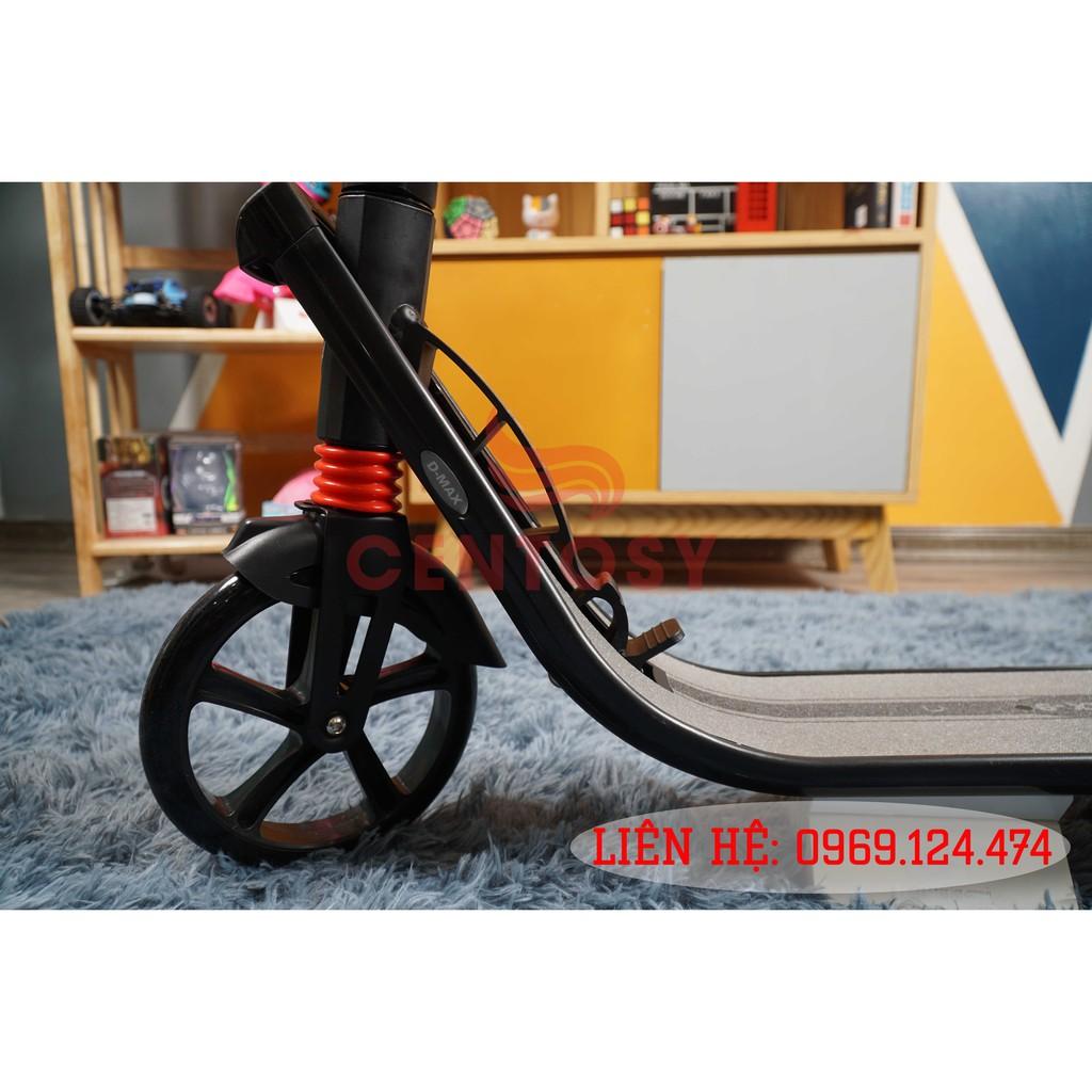 Xe Trượt Scooter Người Lớn Centosy 302 - Đen