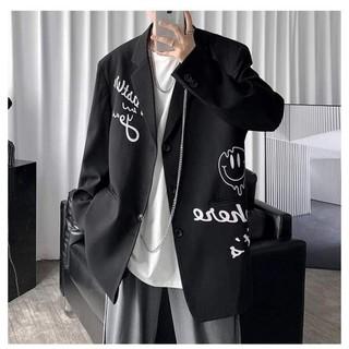 Áo Blazer vest thời trang nam nữ