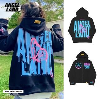 Áo Khoác Angel-Land Flying Zip chính hãng-Black thumbnail