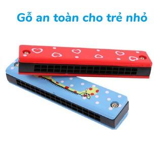 Kèn Harmonica trẻ em – ĐỒ CHƠI TRÍ TUỆ – Phát triển thông minh và năng khiếu