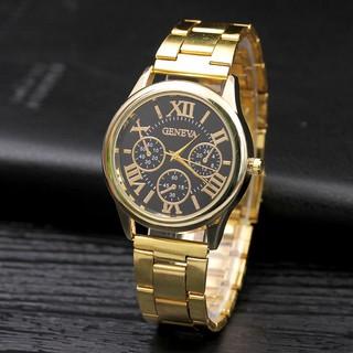 Đồng hồ nam thời trang Geneva cao cấp cực đẹp DH98