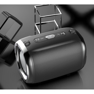 Loa Bluetooth 5.0 Claison S18 Hỗ Trợ Thẻ Micro SD & USB & AUX 1 Loa TREBLE + 2 Loa BASS BH 12 tháng