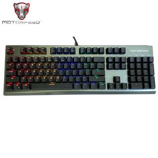 Bàn phím cơ Gaming Motospeed CK108 RGB thumbnail