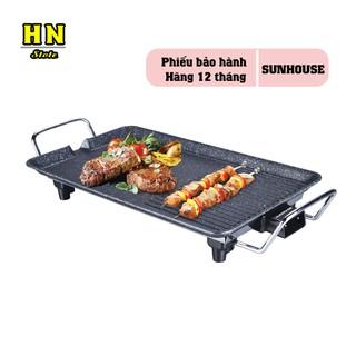 Bếp nướng điện không khói Sun-house điện 220V /1500W Bảo hành Hãng
