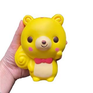 Đồ chơi xốp squishy giảm stress hình chú sóc dễ thương cho bé 【 3C 】