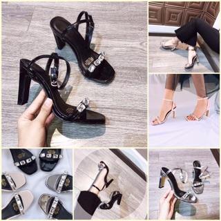 Sandal đính cườm☘️☘️☘️