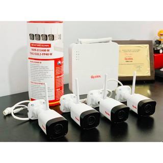 Đầu ghi hình IP camera 4 cổng - NVR-0104M-W TAG-I32L3-FP40-W thumbnail