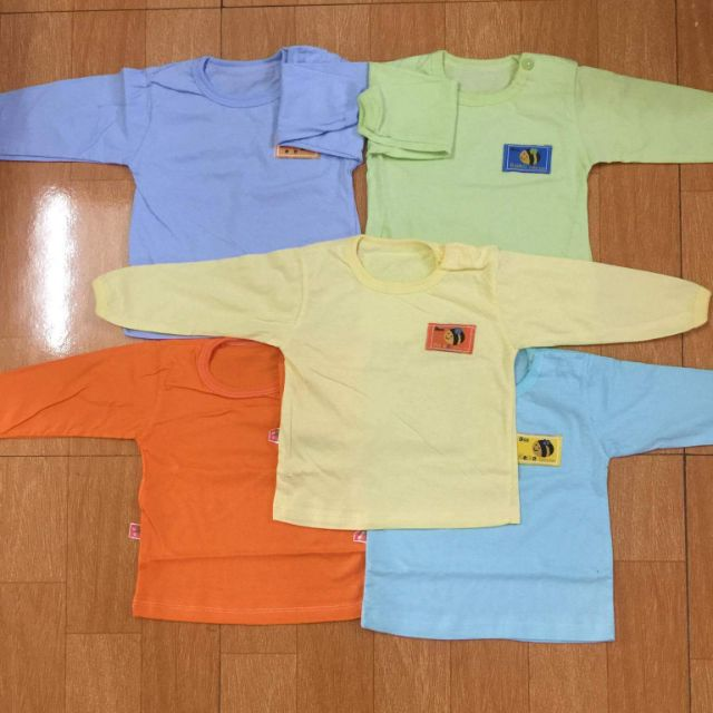 Áo dài tay cotton keiko cho bé, áo dài tay thu đông, áo thu đông cho bé - 2877083 , 496184373 , 322_496184373 , 17000 , Ao-dai-tay-cotton-keiko-cho-be-ao-dai-tay-thu-dong-ao-thu-dong-cho-be-322_496184373 , shopee.vn , Áo dài tay cotton keiko cho bé, áo dài tay thu đông, áo thu đông cho bé