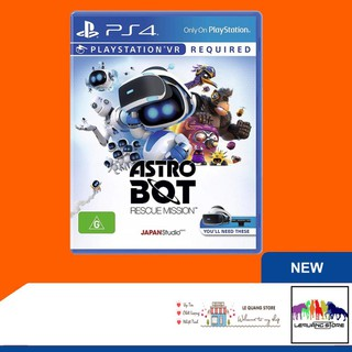 Đĩa game PS VR Astro Bot Rescue Mission thumbnail