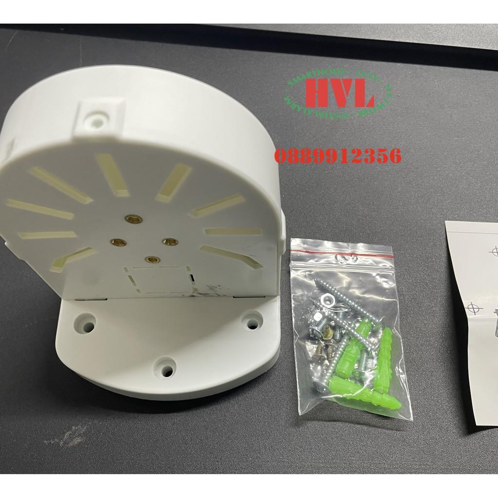 Chân đế treo tường cho camera Dome, camera hình cầu hoặc bán cầu