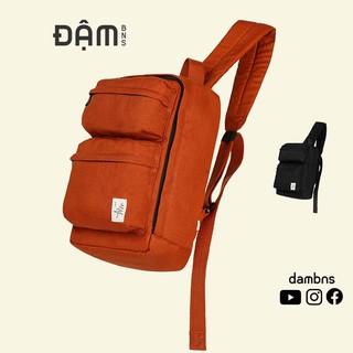 Túi đeo chéo ĐẬM BNS XÍU LIGHT nhiều ngăn tiện dụng cho nam, nữ thích hợp đi chơi, đi học, thể thao thumbnail