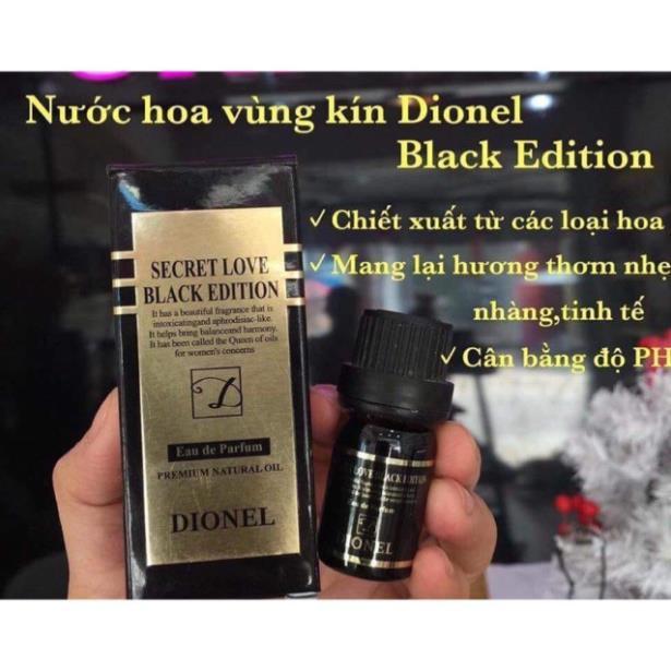 Nước hoa vùng kín dionel PM06