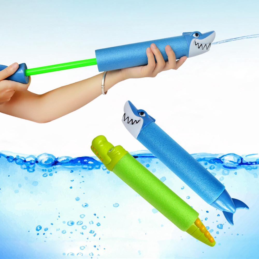 【COD】😺Eliminator Super Soaker Foam Pocket Swimming Water Summer Beach Toys