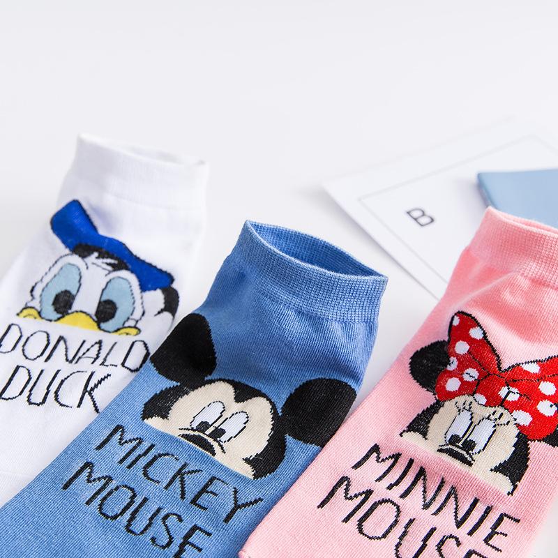 Sẵn sàng gửi  1 đôi tất, tất Disney, tất, tất Mickey