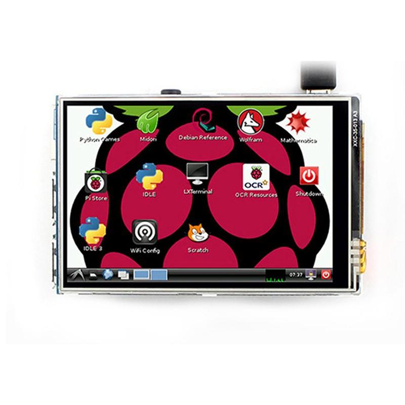 Màn Hình Lcd 3.5 Inch Tft Lcd Cho Raspberry Pi 3