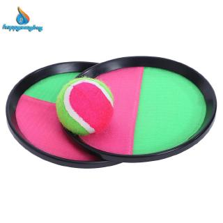 Children sticky ball toys sticky target racket indoor and outdoor parent-ch