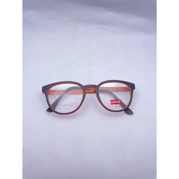 Mắt kính chống bức xạ 2172 size 47-17-132 thời trang cho nam