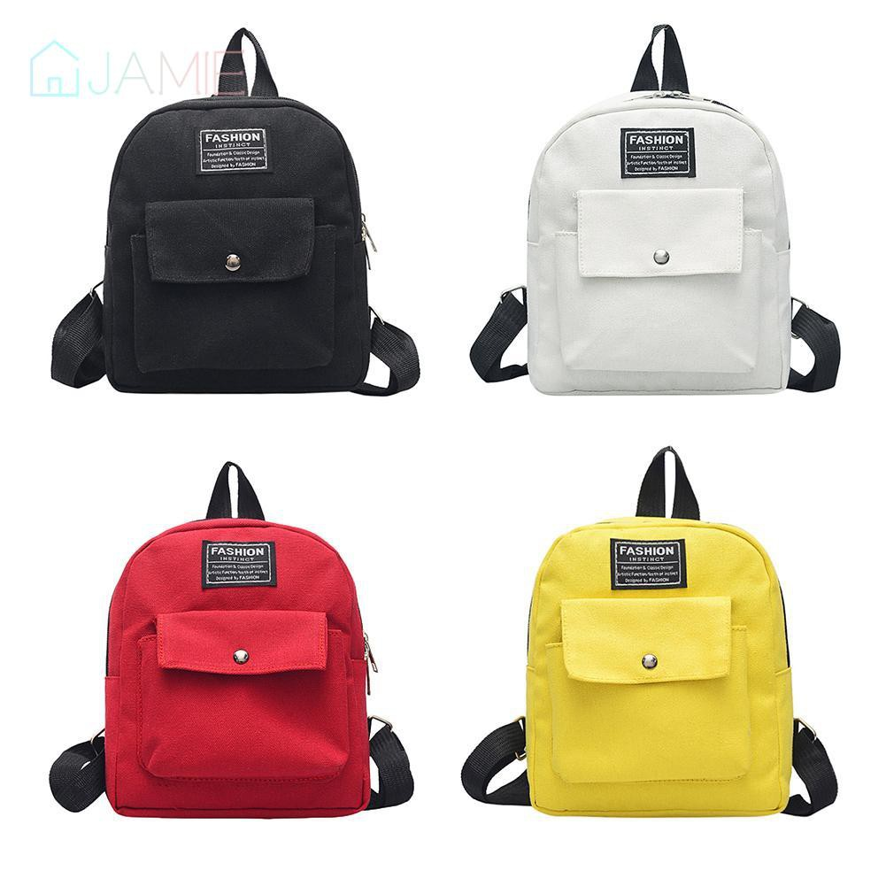 🌸Canvas Casual Women Backpacks Travel