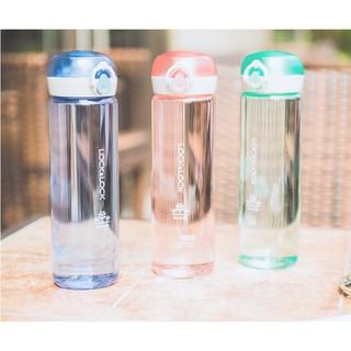 [ LOCK&LOCK ] Bình Đựng Nước Nhựa Tritan Lock&Lock One Touch Bottle ABF645 (550ml)