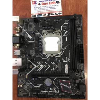 Main Colorful B360M-HD PRO V20 còn bảo hành hãng đến 07 2022 thumbnail