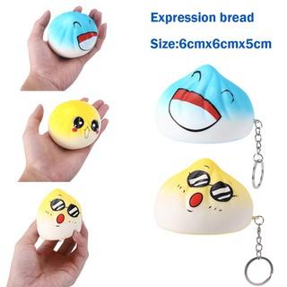 Đồ chơi Squishy hình bánh mì đẹp (rẻ) squishy