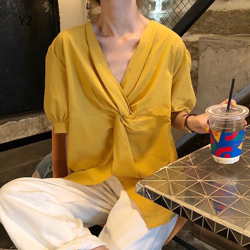 Áo thun nữ tay dài thời trang phong cách Hàn Quốc