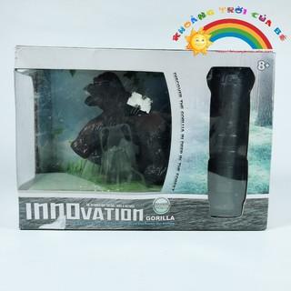 Đồ Chơi Trẻ Em Gorilla – Điều khiển từ xa Innovation KB91 [ĐỒ CHƠI TRÍ TUỆ]
