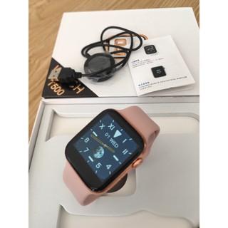 Đồng hồ T500- Đồng hồ thông minh ( Hội tụ mọi tố chất của một chiếc đồng hồ thông minh đem lại ) siêu hot 2020