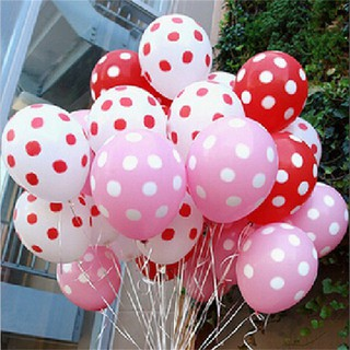 10pcs 12cm Inflable Ball Latex Ballon Wedding Birthday Xmas Decoration