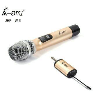 Micro bluetooth vỏ kim loại Ami w-5