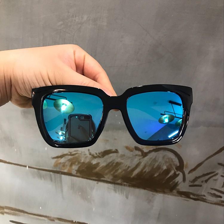 Kính Mát Nam Nữ Cao Cấp Thời Trang, Chống UV400 mắt vuông dễ đeo nhiều màu sắc, bản 2021