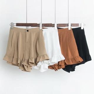 Quần shorts ống rộng tqxk