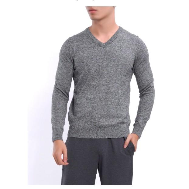 (GIẢM 650k còn 450k) Áo len nam Aristino màu xám