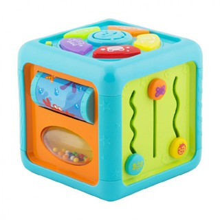 Hộp đồ chơi phát nhạc Winfun 0715 phát triển tư duy toàn diện cho bé